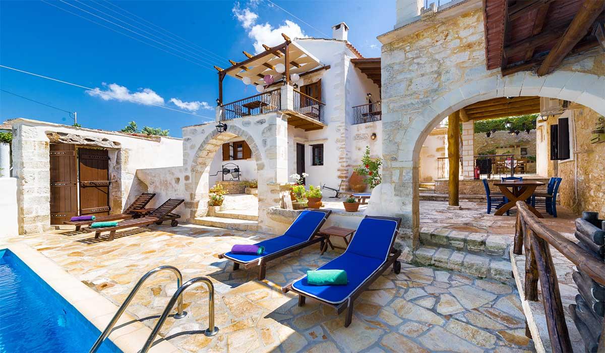 Anais 4 Bedroom Villa