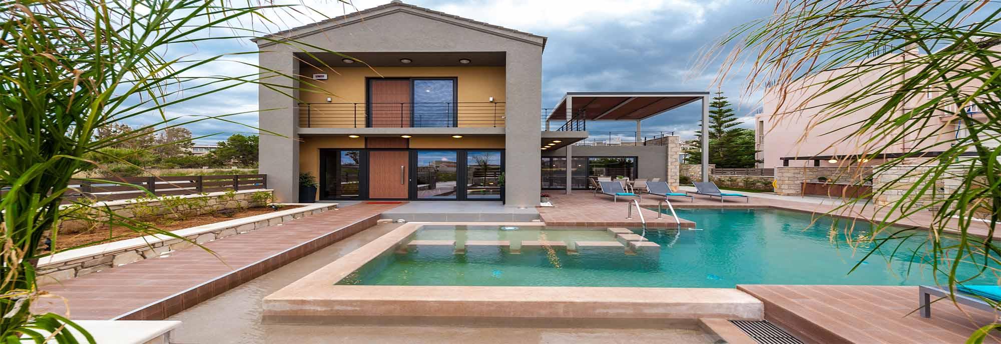 Zografia Luxury Villa (Heated Pool)