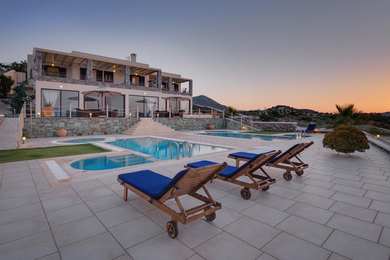 Agia Pelagia 7 Bedroom Luxury Villa