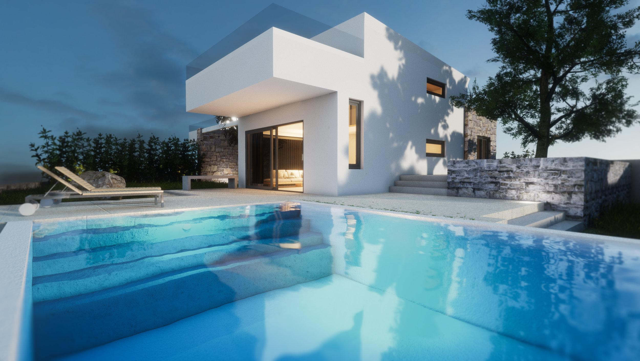 Elegance 2 bd Luxury Villas