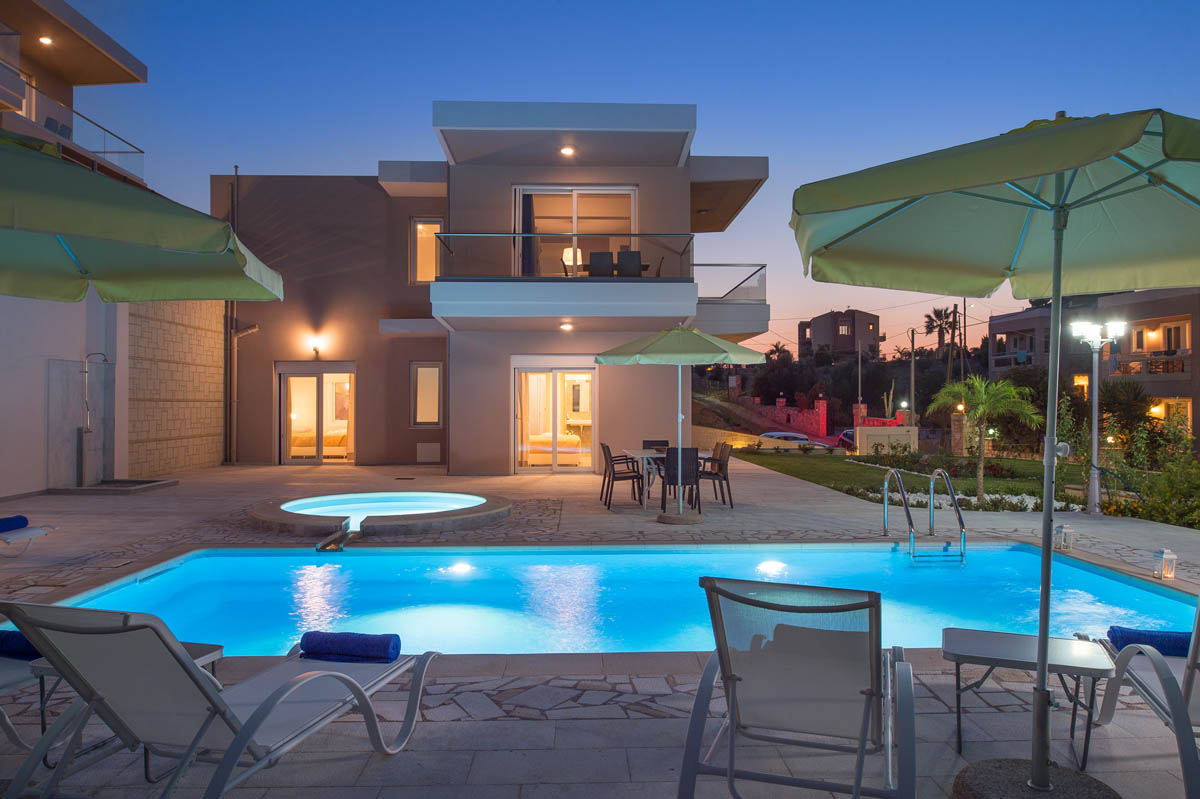Blessing 2bd Luxury Villa