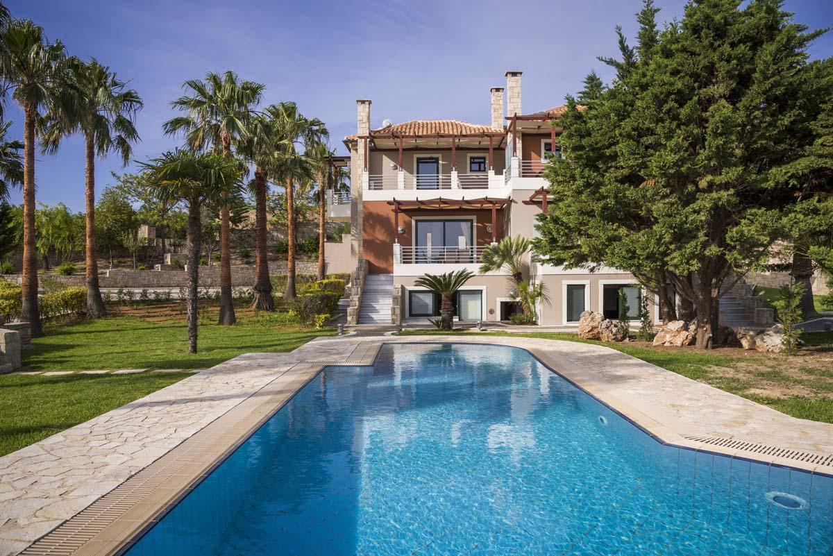 Hedera 3bd Traditional Villa