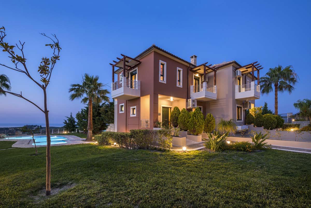 Mersinia Traditional 3 Bd Family Villa