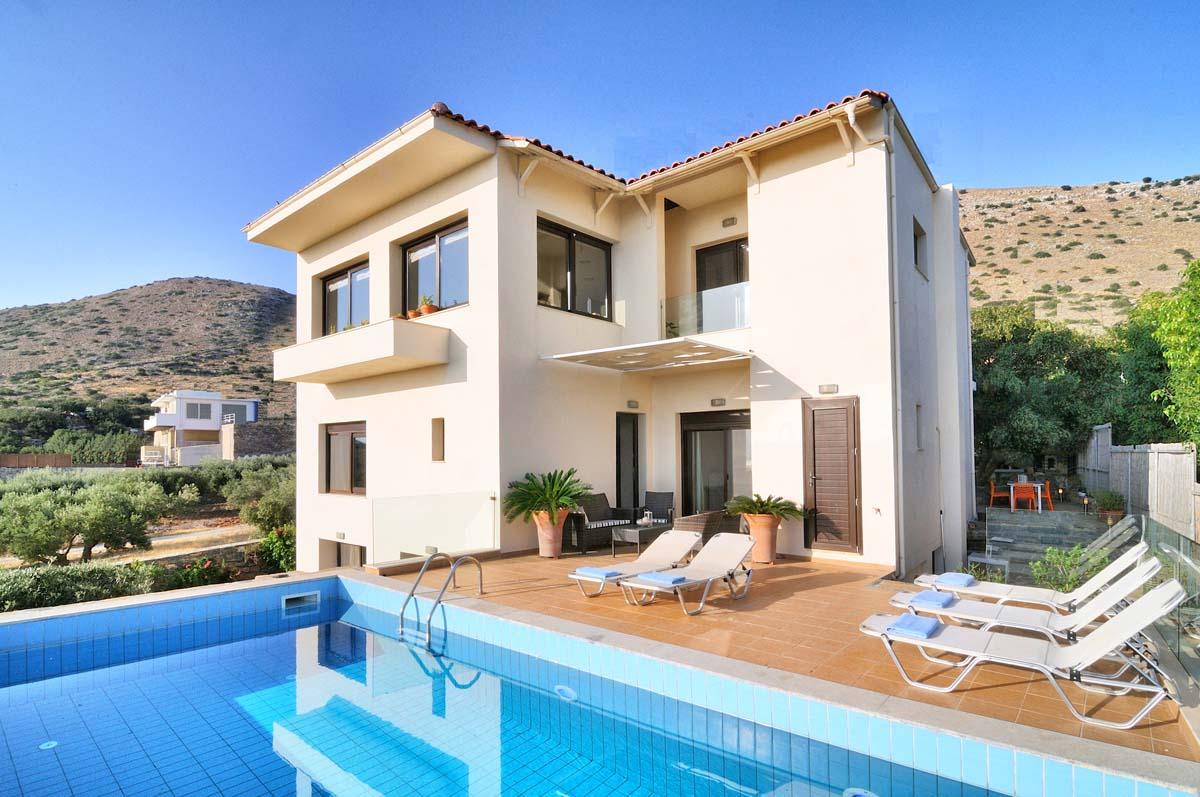 Orama SeaView 5Bd Villa