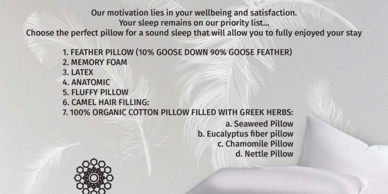 pillow menu_1