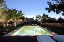 250 years Old Olive Press Restored to a Luxury Boutique Villa