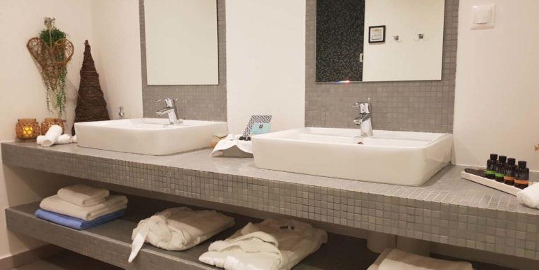 Villa Karga hamam bathroom