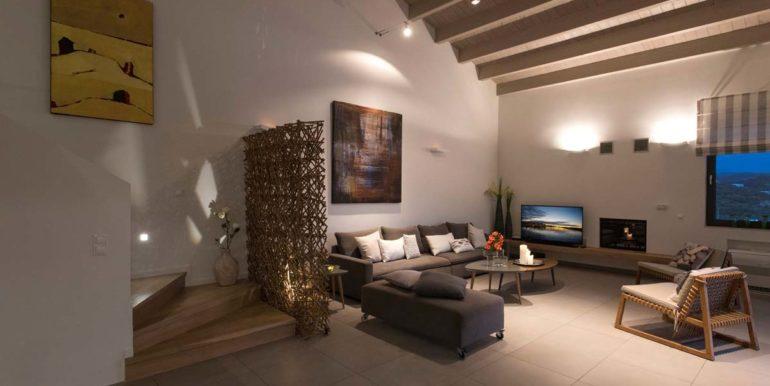 Villa Karga living room_4