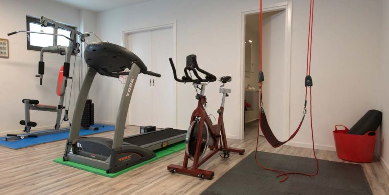 Villa Karga private gym_5
