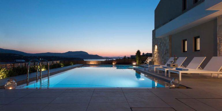 Villa Karga sunset by the pool_1