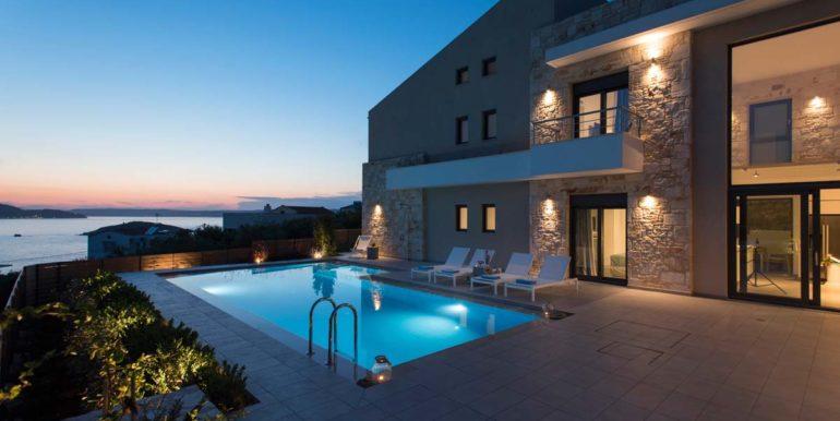 Villa Karga sunset by the pool_2