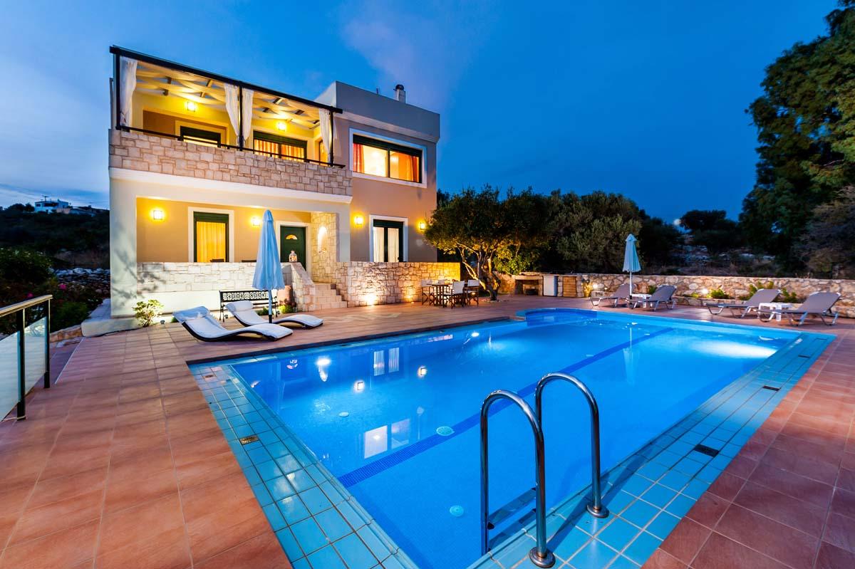 Renata 3bd Modern Villa
