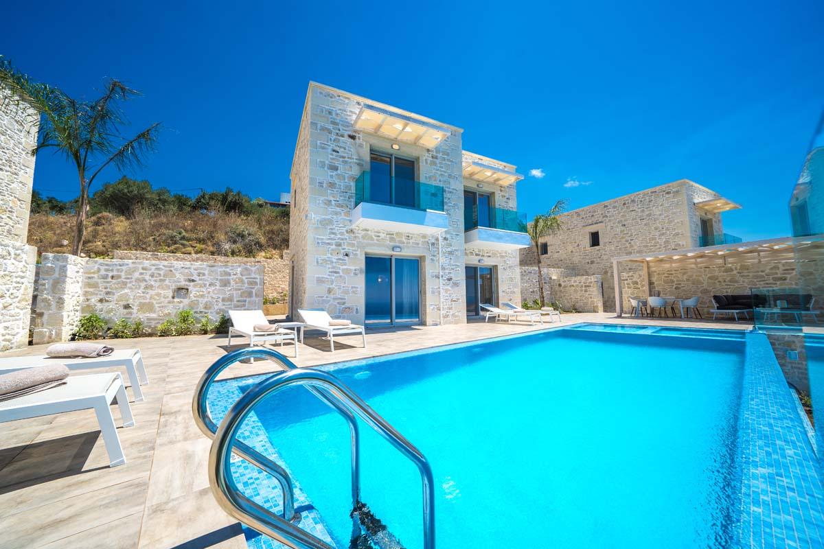 Pounentes 2Bd Luxury Villa