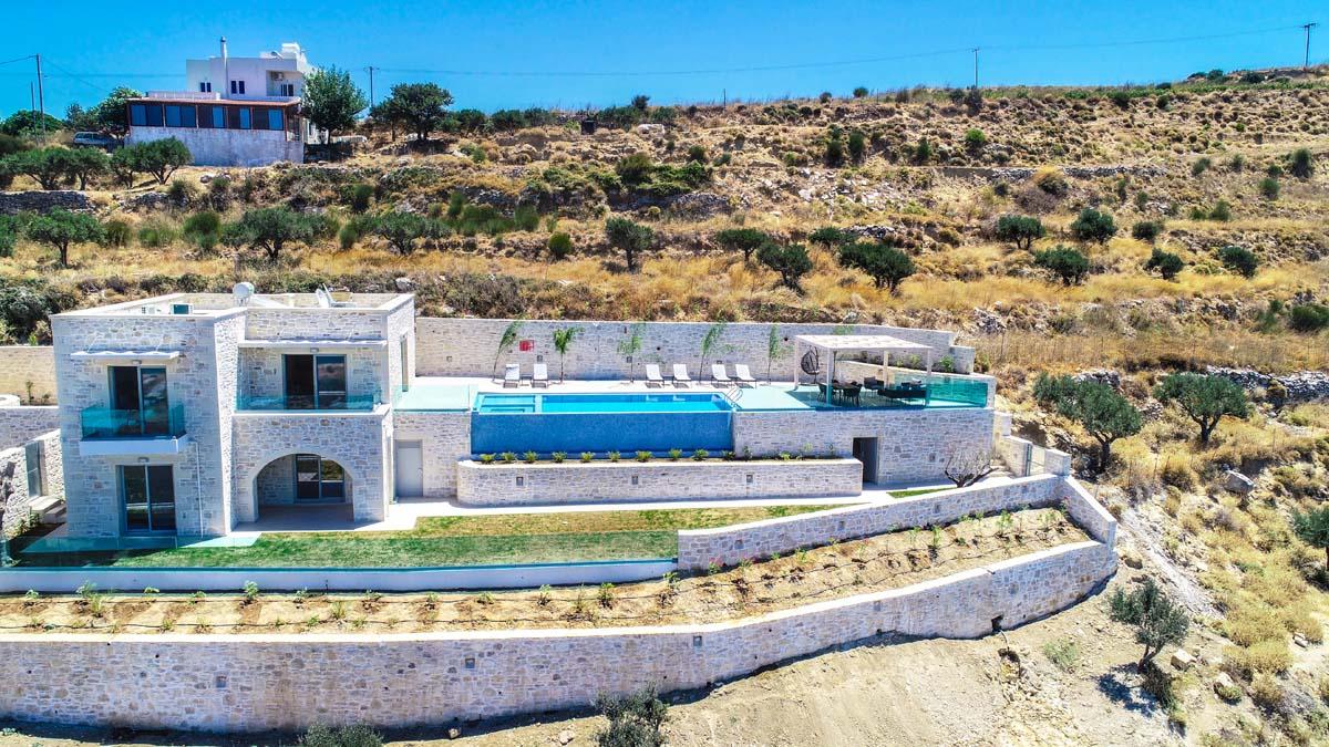 Pounentes 3Bd Luxury Villa